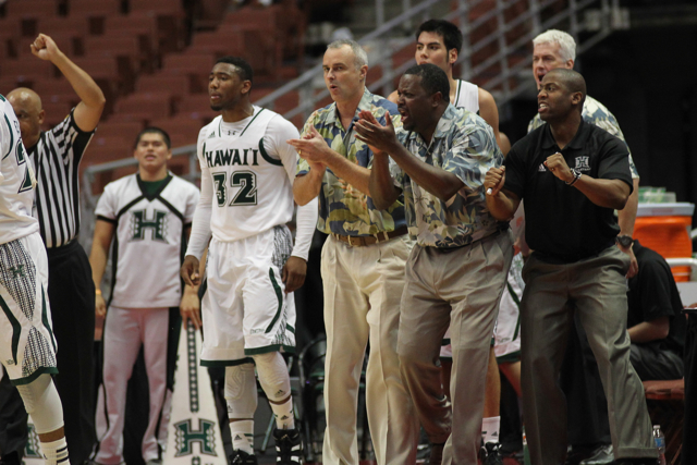 Hawaii takes on Cal State Northridge in the fourth game