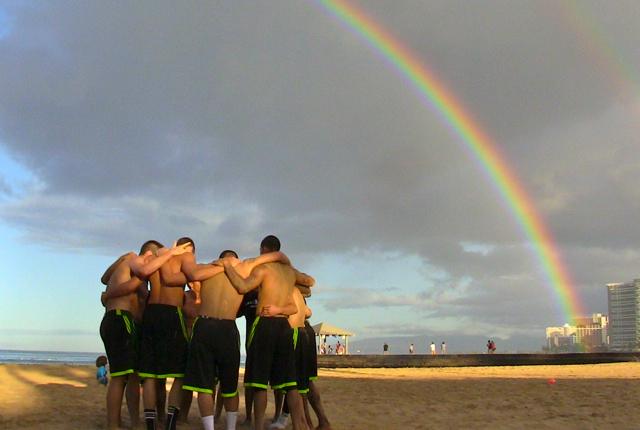 RainbowHuddle