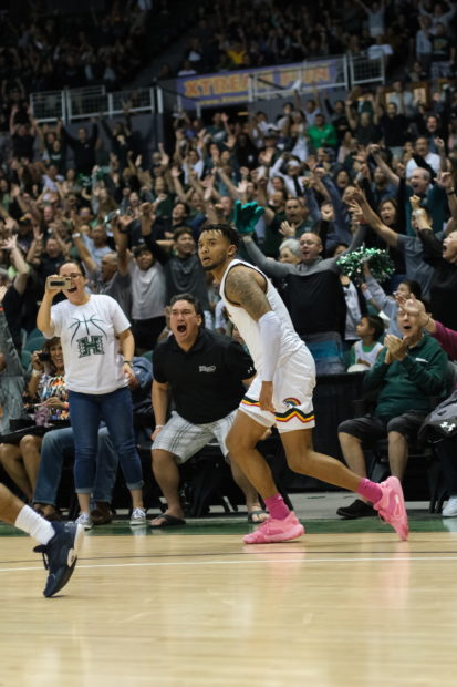 UPDATED: Warriors celebrate 100 seasons with thrilling 76-75 win over UC Davis