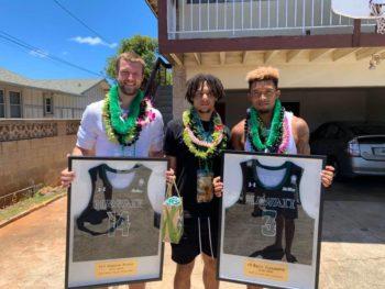 Three Warriors graduate from UH-Manoa | Warrior Insider